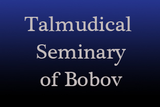 Talmudical Seminary of Bobov
